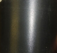 Black Pvc Edgebanding In 3-5/8 Width X 13' Roll With No Adhesive (1/50th)