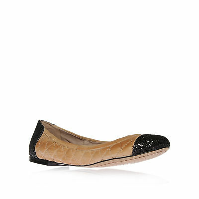 FAWNA VINCE CAMUTO LEATHER TAN WOMENS LADIES SHOE
