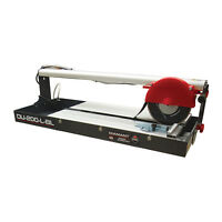 Rubi Du 200 L Bl Wet Saw Electric Tile Cutter 230v - 25973