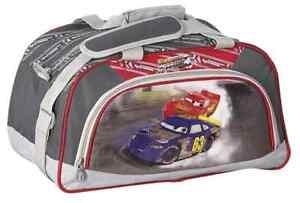 af7928e33e35 Disney Luggage Disney Burning Up The Track 18 Inch Soft Side Duffel ...