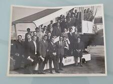 Football Anderlecht RSCA ancienne photographie Vandenstock - Mettens 1962