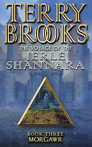 The-Voyage-Of-The-Jerle-Shannara-Book-Three-Morgawr-Brooks-Terry-Used-Good-B