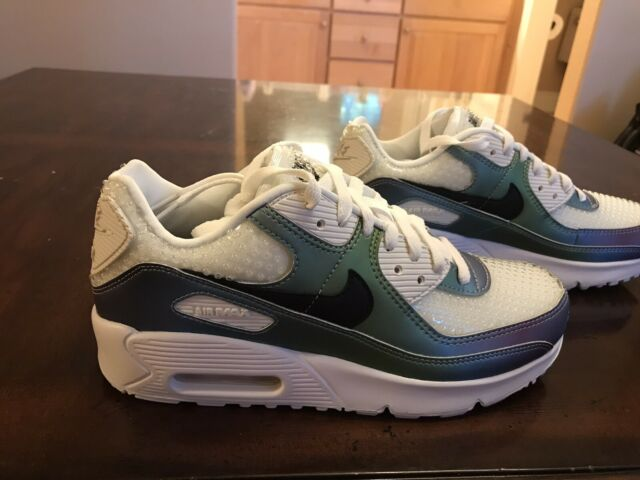 New Nike Air Max 90 Bubble Pack Sneaker Shoes Size US 5.5