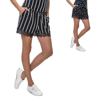 Nuovi SHORTS DA DONNA ONLY Chinos Bermuda Donna Pantaloni Pantaloni Pantaloni corti Sale/%