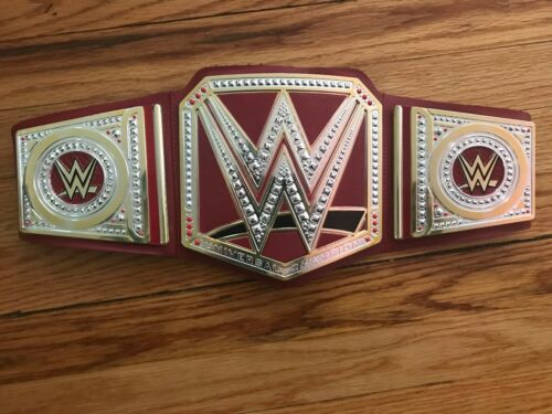 Select A WWE Championship Belt Wrestling Belts Kids Youth Your Choice WWF