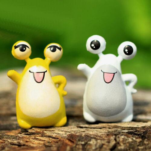 Miniature Animals Fairy Garden Landscape Figurine Bonsai Pot Fish Tank DIY