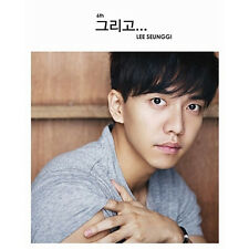 K-pop LEE SEUNG GI - VOL.6 [AND...] (LSG06)