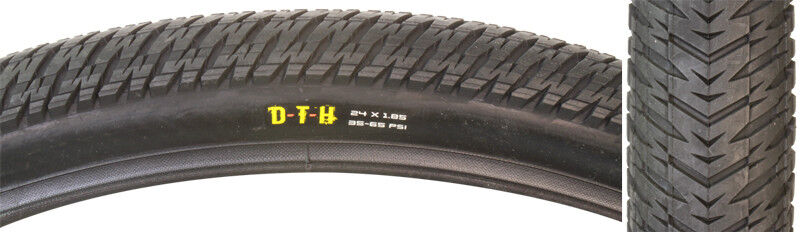 Maxxis DTH Tire Max Dth 24x1.75 Bk Wire 120 Dc sw