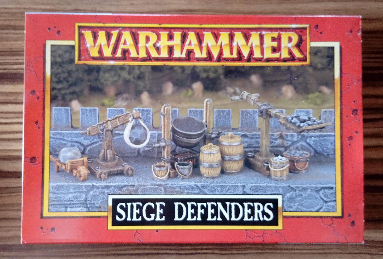 Warhammer fantasy belagerung selten - Grüneidiger box