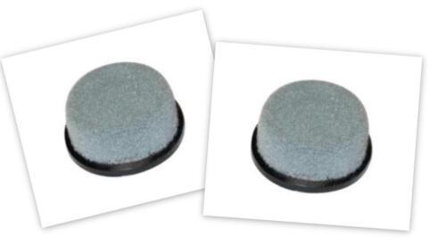 2 Pack AIR FILTER MCCULLOCH Mini-Mac 6A 35 100s 110 120 130 140 155 160s 165