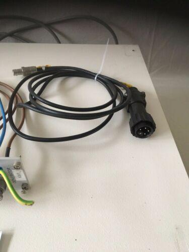 Einschub Kabel  Typ 587//103-051.228  Nr 708724 KLN Ultraschall Generator