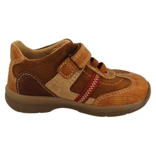 Garçons début rite chaussures de loisirs-lasso