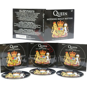QUEEN-NOTHING-REALLY-MATTERS-3x-CD-SET-THE-LEGENDARY-BROADCASTS-NEU