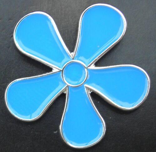 Forget Me Not Lapel Cap Hat Tie Pin Badge Forgetmenot Masonic freemason Brooch
