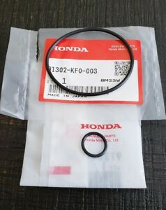 Honda Oil Filter Cover Sealing O-Ring Set OEM  TRX350 Rancher