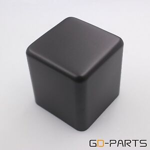 107-107-115mm-Black-Vintage-Triode-Iron-Transformer-Protect-Cover-Enclosure-DIY
