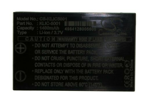 Li-ion Battery for KODAK EasyShare DX6490 EasyShare P880 EasyShare DX7440 oom