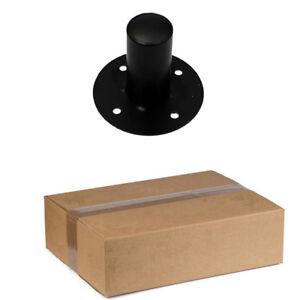 50-Goldwood-Sound-GTH-45-Speaker-Cabinet-Metal-Pole-Mounts-1-1-2-034-Stand-Mounts