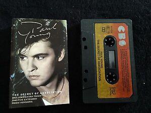 The-Secret-of-Association-PAUL-YOUNG-Cassette-Tape