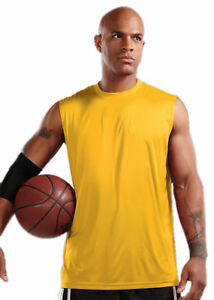 Tri-Mountain-Men-039-s-Big-And-Tall-UltraCool-Antimicrobial-T-Shirt-K224NS-Tall