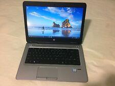 "HP ProBook 640 G2 14"" 6th Gen Core i7 vPro-6600U 2.60GHz 8GB 256 SSD FHD Win 10"