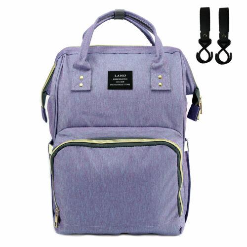 Stroller Hooks LAND Maternity Mommy Baby Diaper Bag Nappy Backpack