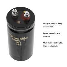 1pcs HITACHI HCG Electrolytic Capacitor 250V 2200uF 50x105mm New #G5594 XH