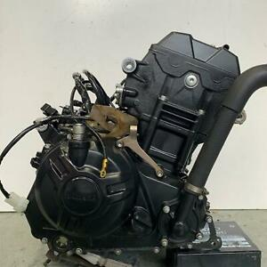 Yamaha MT03 MT 03 2017 Engine motor runs great tested with warranty.