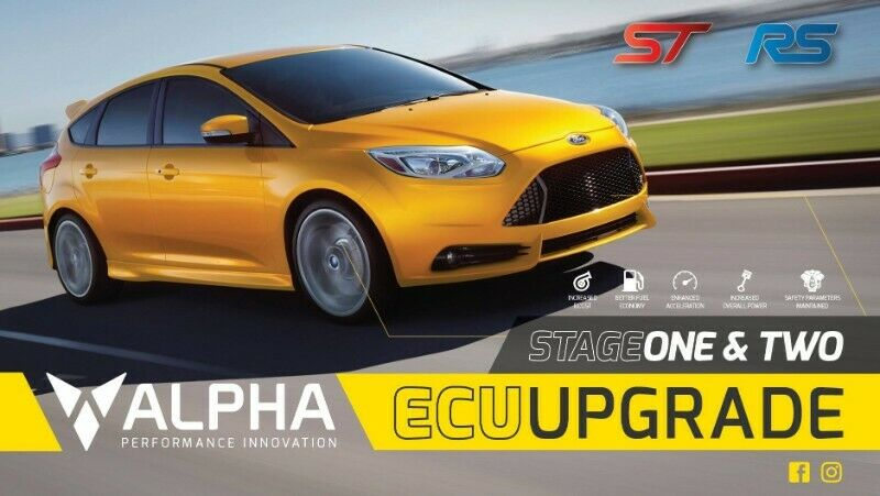 Alpha Performance - Ford : Ecu remapping , Chiptuning
