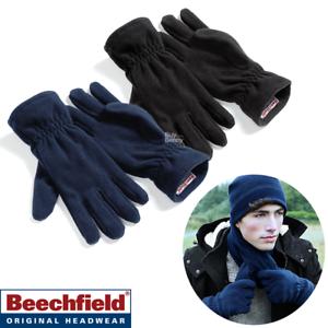 BEECHFIELD-SUPRAFLEECE-GLOVES-SOFT-WARM-THERMAL-FLEECE-WINTER-SKI-UNISEX-SIZES