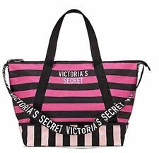 Details about  /VICTORIA'S SECRET Logo Stripe Tote NWT