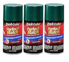 3 Cans Duplicolor Bfm0350 For Ford Code Su Amazon Green Aerosol Spray Paint