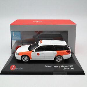 J-Collection-1-43-Subaru-Legacy-Wagon-oman-taxi-2003-jc284-Limited-Edition-Car
