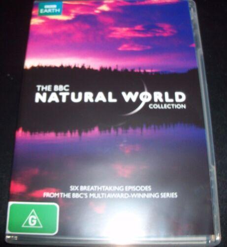 1 of 1 - Natural World Collection BBC DVD (Australia Region 4) DVD – Like New