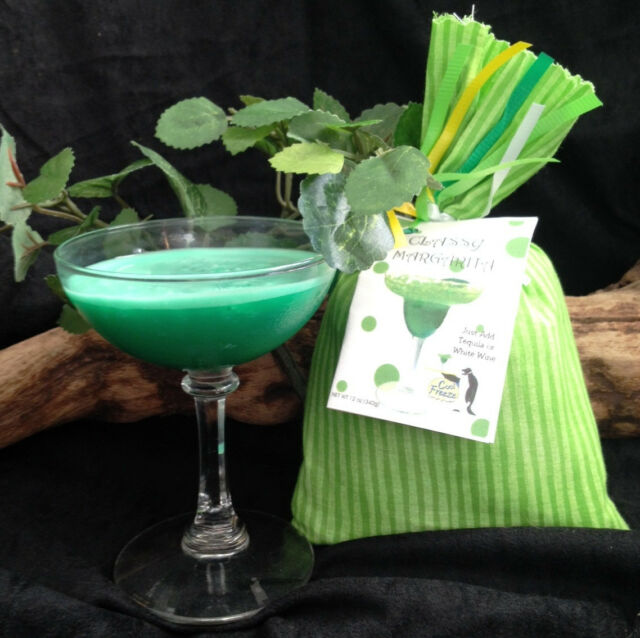 Mix-it-up Classy Margarita- mix as it is or just add White Wine or Tequila