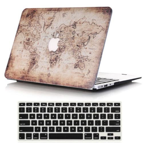 Keyboard Skin for Macbook Air 13 A1369 A1466 A1932 Touch Hard Protective Case