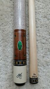 IN STOCK, Meucci Pro Series 6 Cue w/ The Pro Shaft, FREE