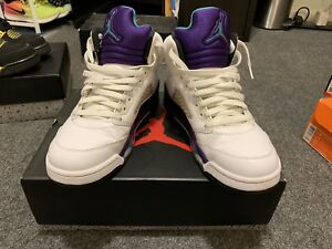 Air-Jordan-Retro-5-Grape-Size-9-5