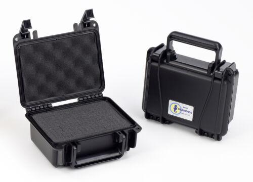 Hippocampe SE-120 étanche Hermétique equipment case-Garantie à vie-Noir
