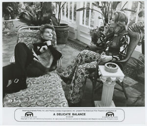 KATHARINE-HEPBURN-LEE-REMICK-original-movie-photo-1973-A-DELICATE-BALANCE
