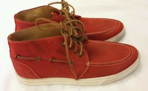 Eu Suede Leather 9 Uk Liebeskind Red 43 Shoes By Mannersache Casual qnItzz
