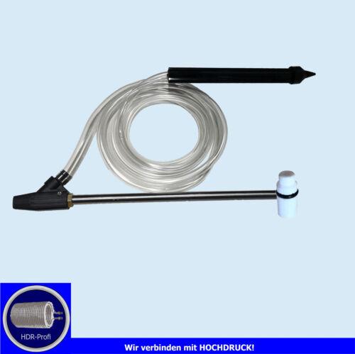 Set für Hochdruckreiniger Sandstrahllanze Düse Kränzle M22 AG Sandstrahl