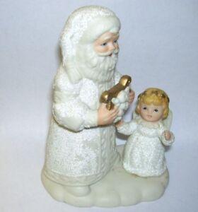 Santa and the Baby Angel