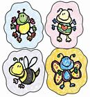 Bees, Bugs & More Sticker Collection by Carson Dellosa Publishing Company (Hardback, 2013)
