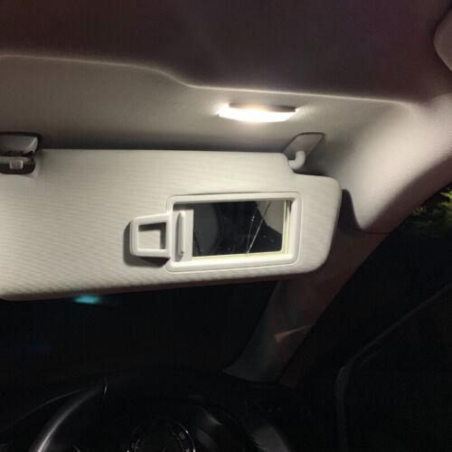 SKODA Superb 3 Premium Led Interior Kit 18 SMD Bombillas Blanco Libre De Error 3V MK3