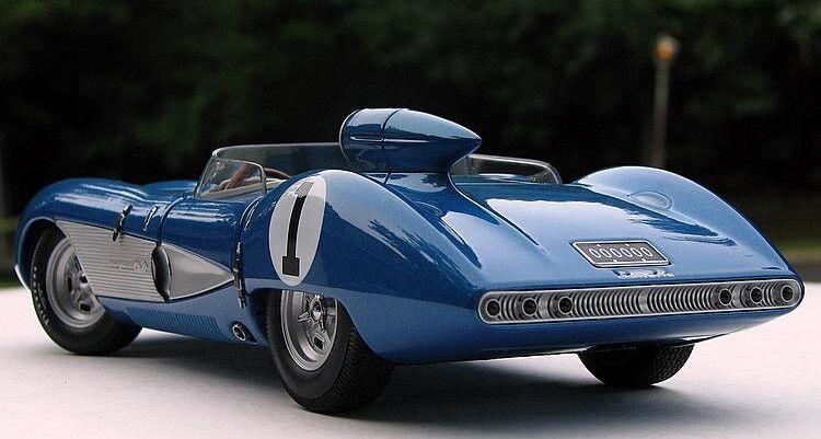 el mejor servicio post-venta 1 Corvette Chevy construido SPORT RACE Coche 12 12 12 1955 18 1963 25 1967 24 concepto Modelo  100% garantía genuina de contador
