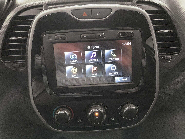 Renault Captur 1,5 dCi 90 Expression - billede 12