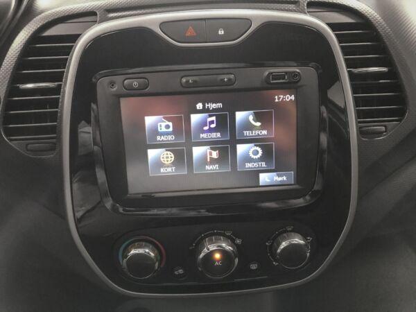 Renault Captur 1,5 dCi 90 Expression billede 12