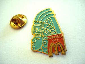 PINS-MEXIQUE-MEXICO-CITY-MAC-DO-Mac-Donald-039-s-Arthus-Bertrand