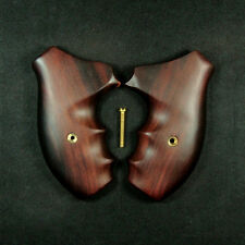 New Rosewood Wooden Grips Set For TAURUS M85, M856  #T-2 free ship